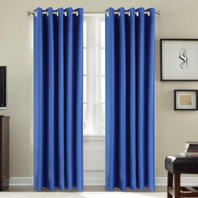 Cortina para aislamiento acústico 21db color azul